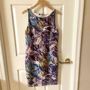 NWOT Bright Sheath JLO Dress size Medium